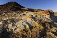 sahara: schwarze wüste